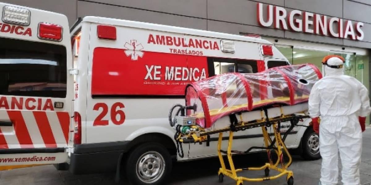 Ingeniero mexicano crea cápsula para aislar pacientes con Covid-19