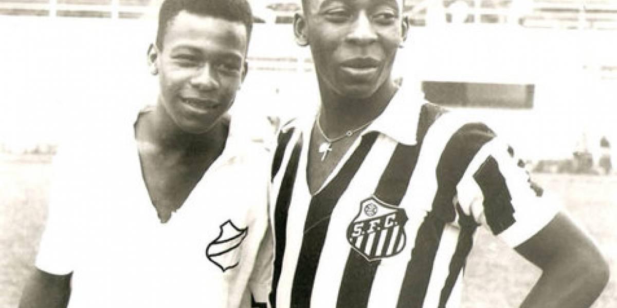 Irmão mais novo de Pelé morre aos 77 anos