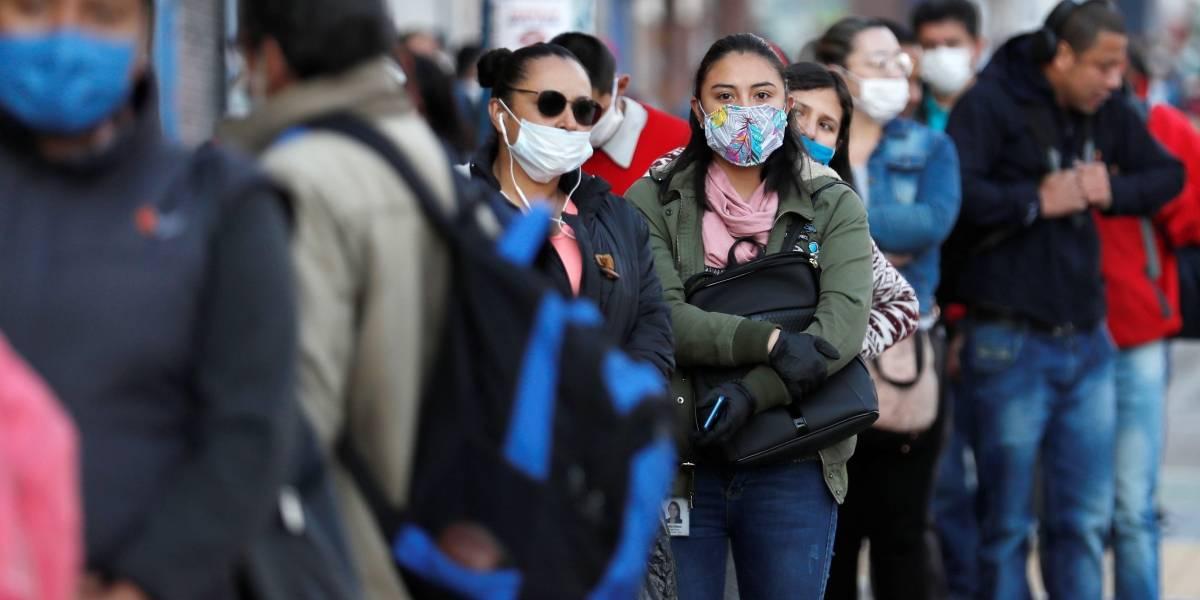 Segundo día con más de 3000 casos de contagios de coronavirus en el país