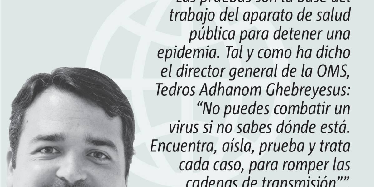 """Opinión de Alejandro Figueroa: """"Importancia de las pruebas de COVID-19"""""""
