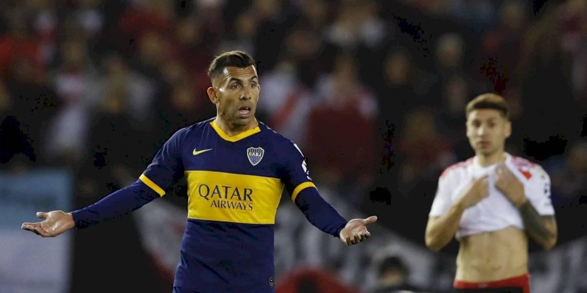 """Presidente de Boca Juniors y la opción de traer a Cavani:  """"Es muy buen jugador, pero nosotros tenemos a Tevez"""""""