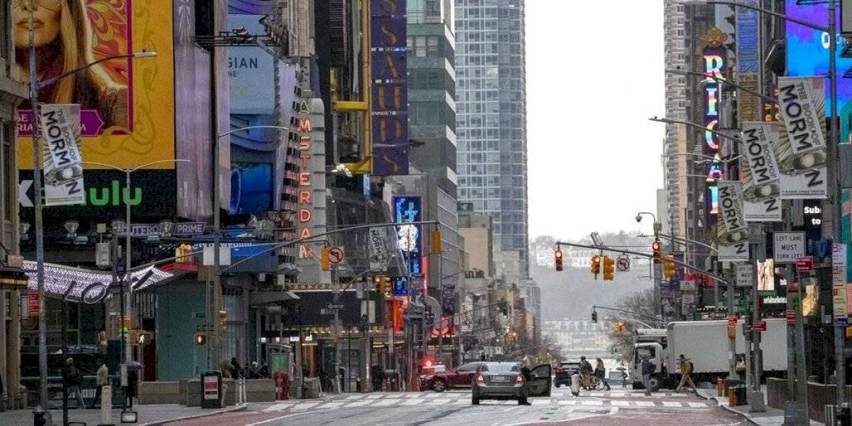 Nueva York reporta 100 nuevos fallecidos por coronavirus