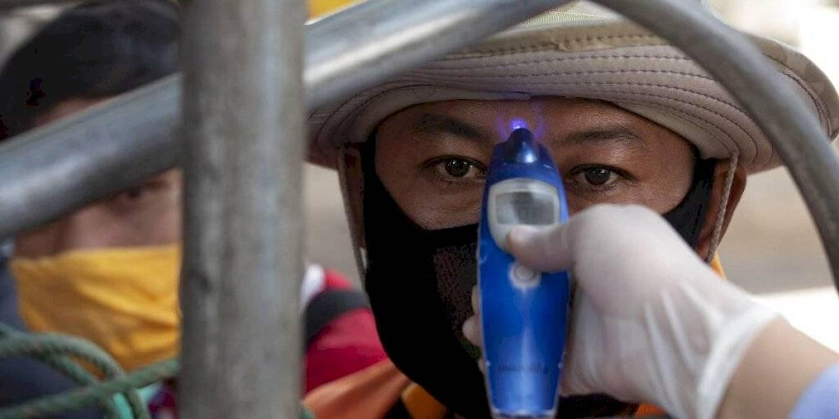Número de contagiados por coronavirus se acerca al medio millón