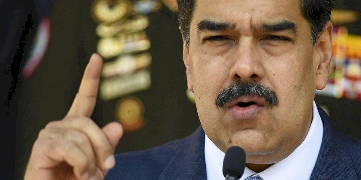 Estados Unidos anuncia cargos contra Nicolás Maduro y allegados