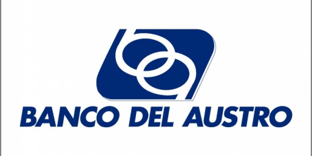 Banco del Austro  presenta alternativas de crédito y financiamiento a sus clientes