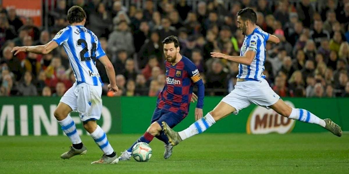 Jugadores del Barcelona tendrán una reducción de salarios por el COVID-19