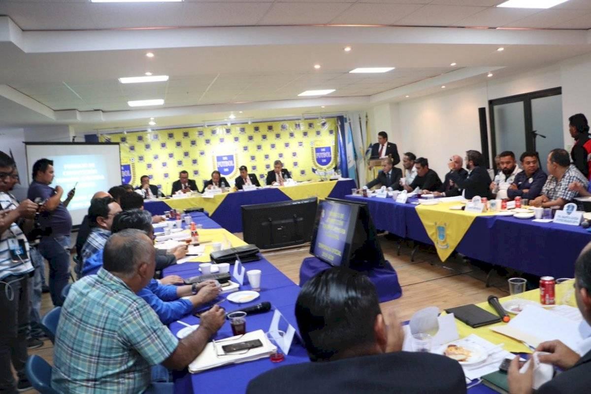 Cancelación del Torneo Clausura sigue en suspenso