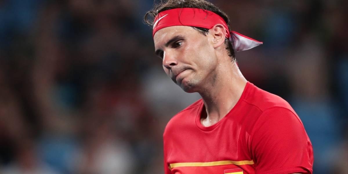 Llueven críticas contra propuesta de Rafael Nadal para ayudar en la lucha contra el coronavirus