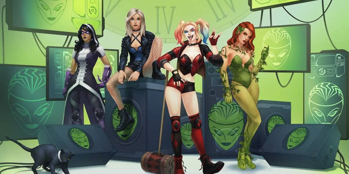 DC Universe Online recebe 'Aves de Rapina' gratuitamente no mês de abril