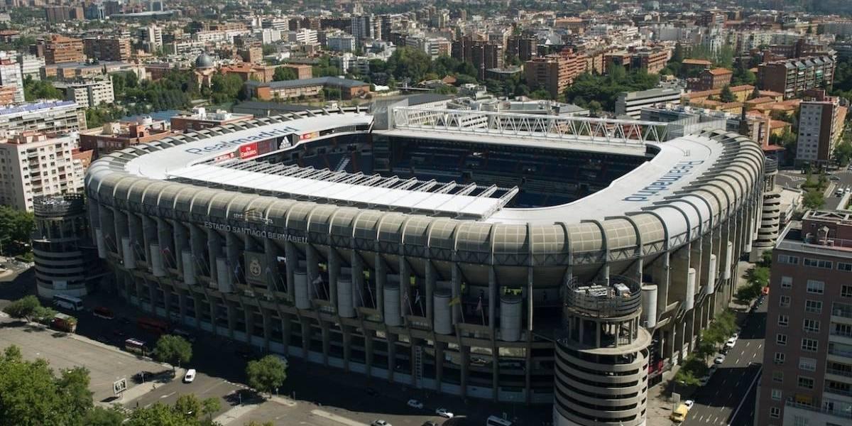 Estadio Santiago Bernabéu será clave en la lucha contra coronavirus en España