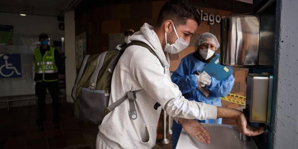 Recuperados del coronavirus ya casi llegan a los 500