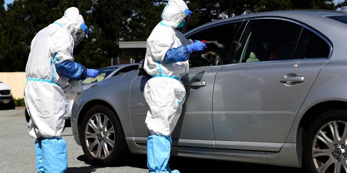 Estados Unidos supera a China e Italia en casos de contagio del coronavirus