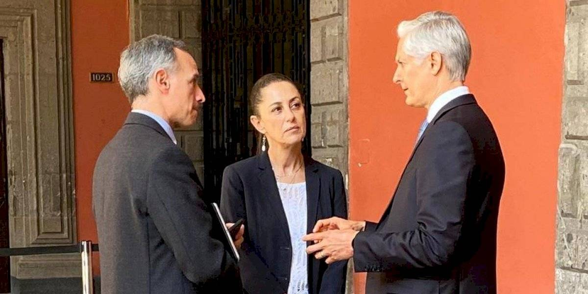 Alistan coordinaciones regionales para enfrentar el Covid-19 en México