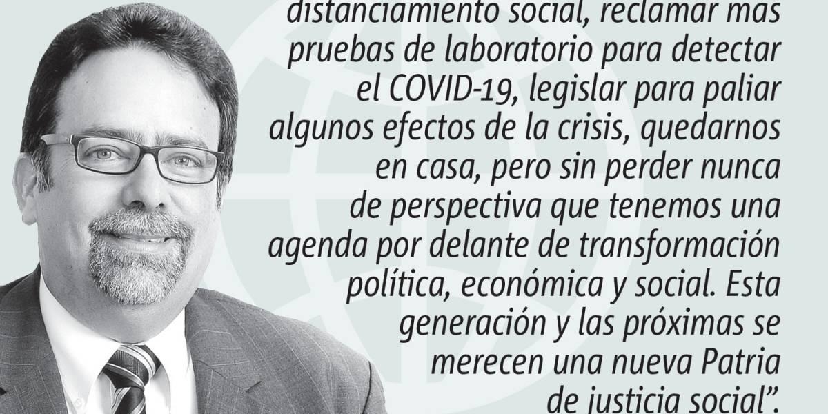 """Opinión de Denis Márquez: """"Reflexiones de una crisis 2"""""""