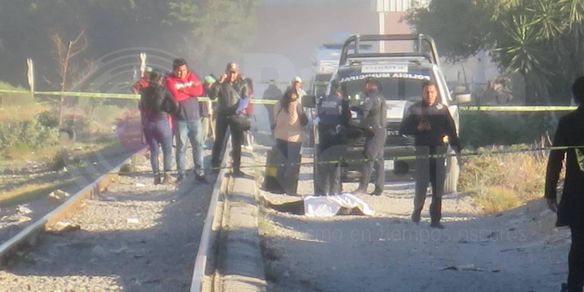 Ocurre feminicidio junto a las vías del tren en Xochimehuacan, Puebla