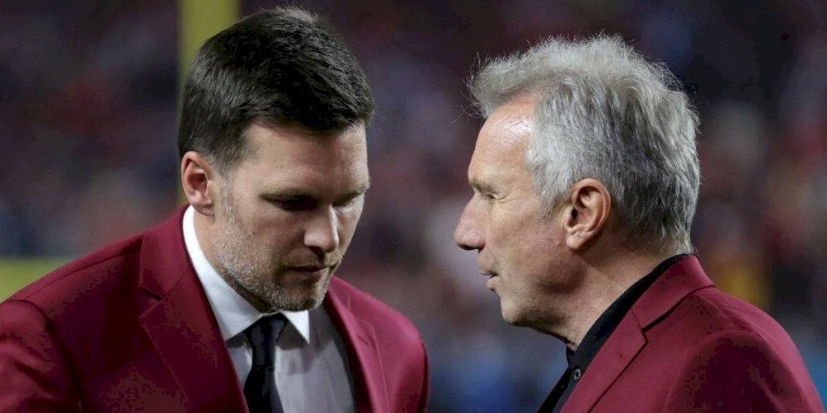 """""""Patriots se equivocó en dejar ir a Tom Brady"""": Joe Montana"""