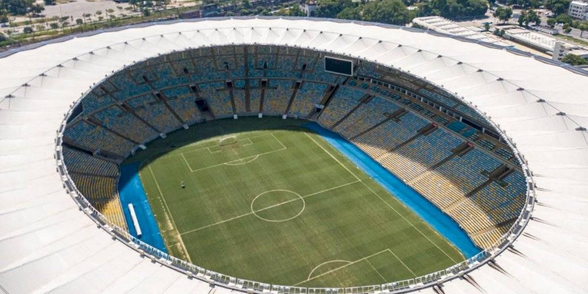 El Maracaná y el Santiago Bernabéu se suman a la larga lista de estadios que se ponen a disposición por crisis de coronavirus