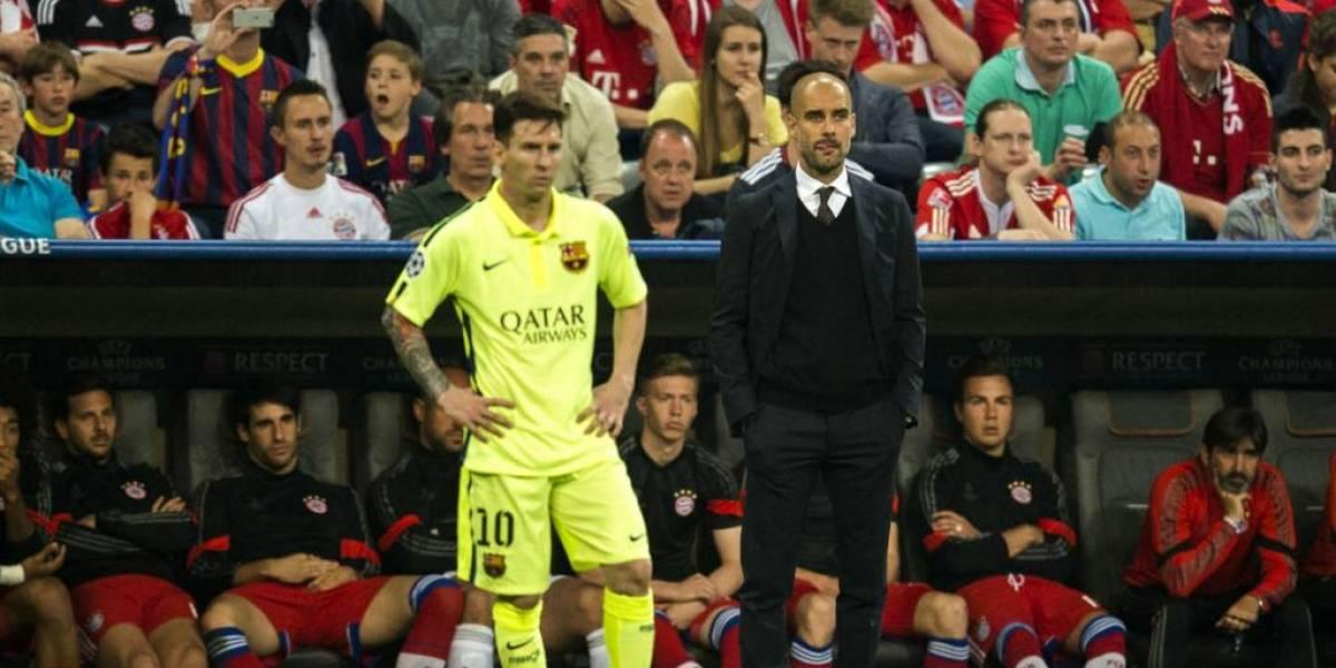 Coronavirus: Catalunya agradece aportes de Leo Messi y Pep Guardiola