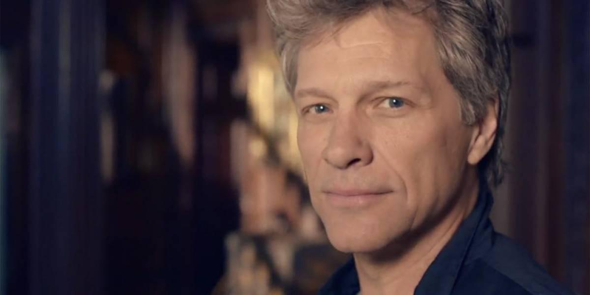 Bon Jovi cree que su hijo contrajo una