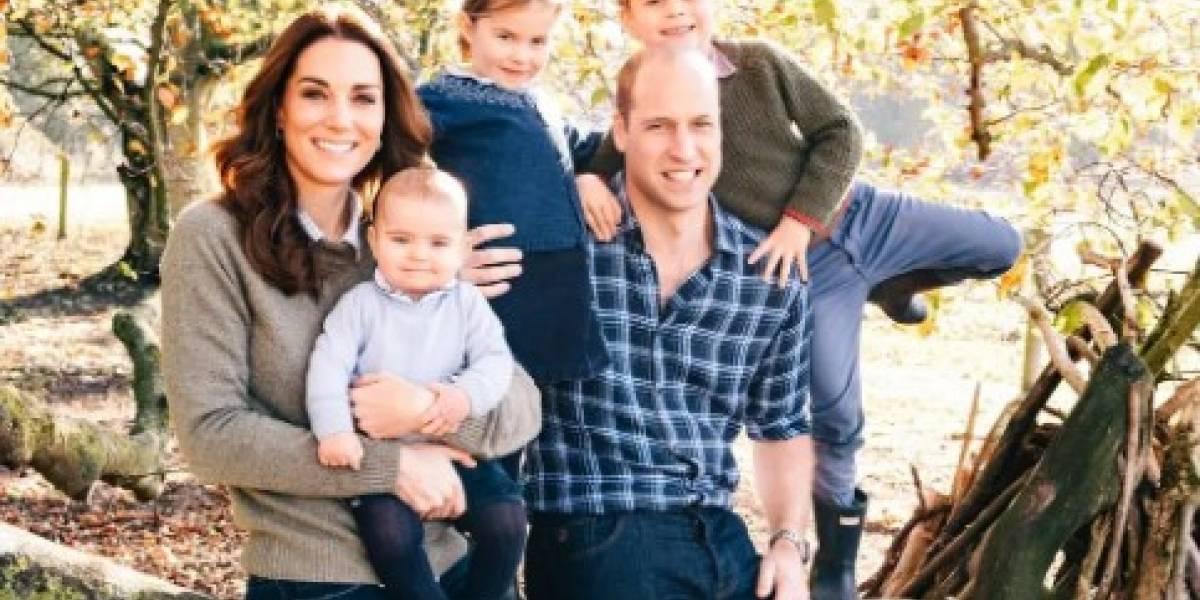 Hijos de Kate y William reaparecen para dar un mensaje al personal médico que lucha contra el coronavirus