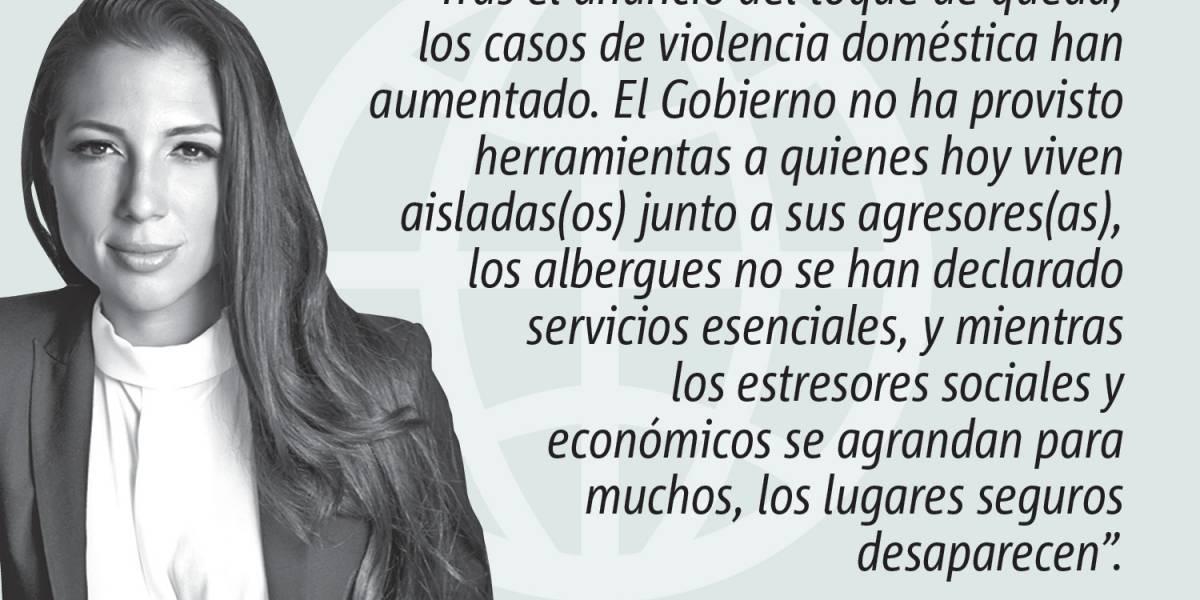 """Opinión de Alexandra Lúgaro: """"A quienes mata la cura y no la enfermedad"""""""