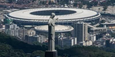 El Maracaná de Brasil se convierte en un hospital para recibir pacientes con coronavirus