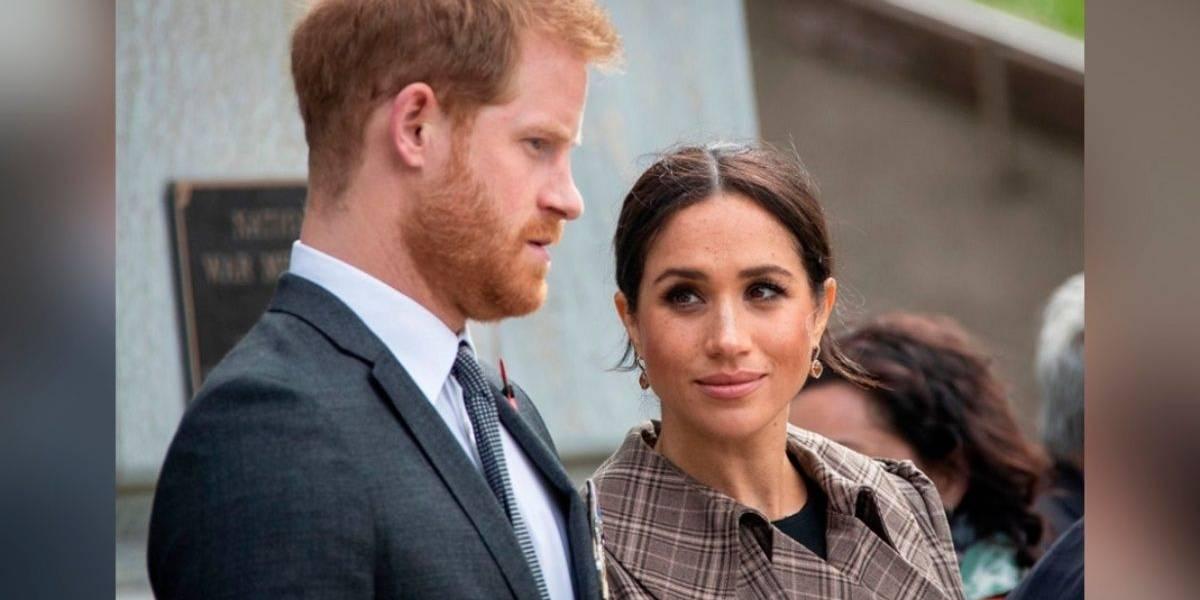 Meghan Markle prohíbe al príncipe Harry viajar a ver a su padre contagiado de coronavirus