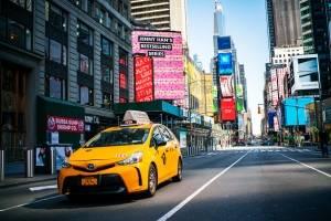 Nueva York con coronavirus