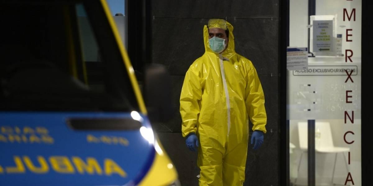 España supera los 4 mil muertos por coronavirus