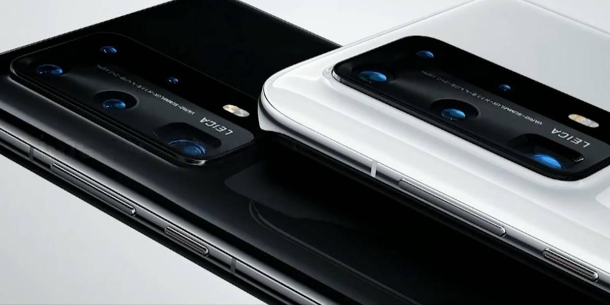 Conoce el Huawei P40 Pro+, el gama alta premium con más cámaras que han lanzado y zoom 100X