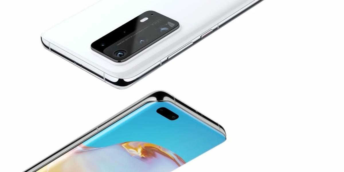 Este es el nuevo Huawei P40 y P40 Pro, conoce sus especificaciones técnicas