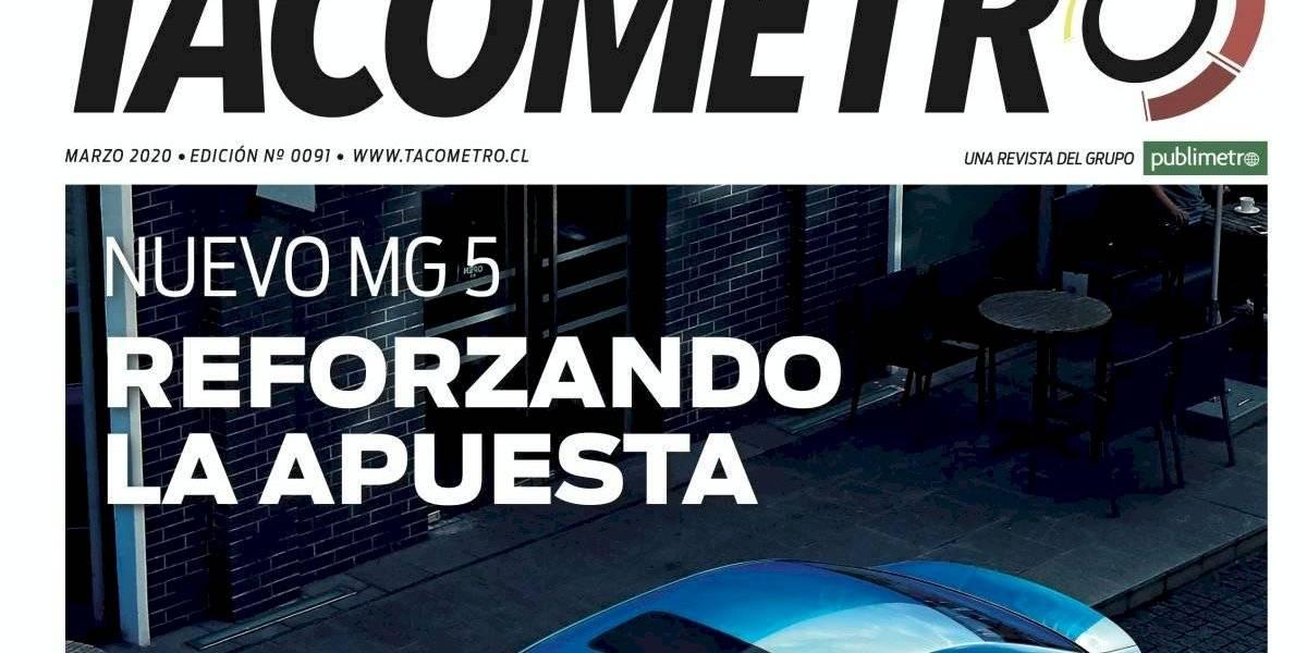 La revista Tacómetro de marzo, hecha para disfrutar en casa