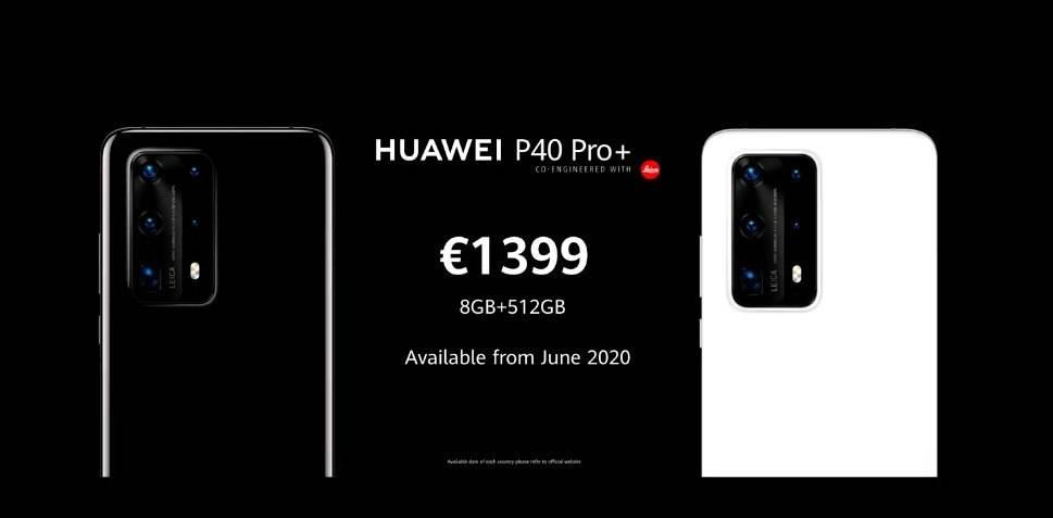 precio p40 pro plus
