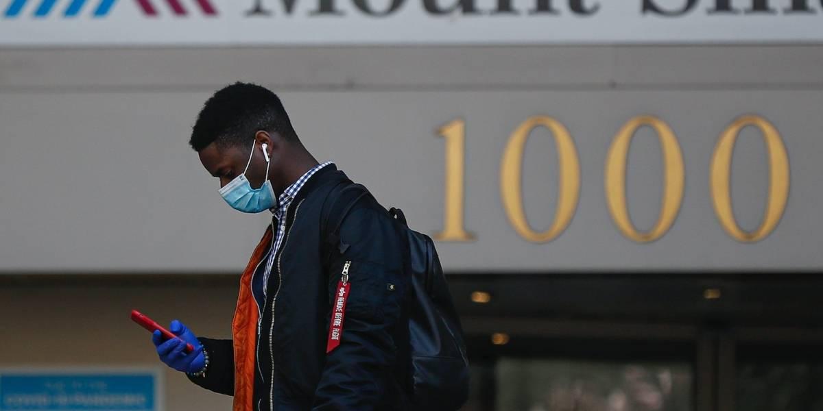 Prevén entre 100.000 y 200.000 muertes por el virus en Estados Unidos