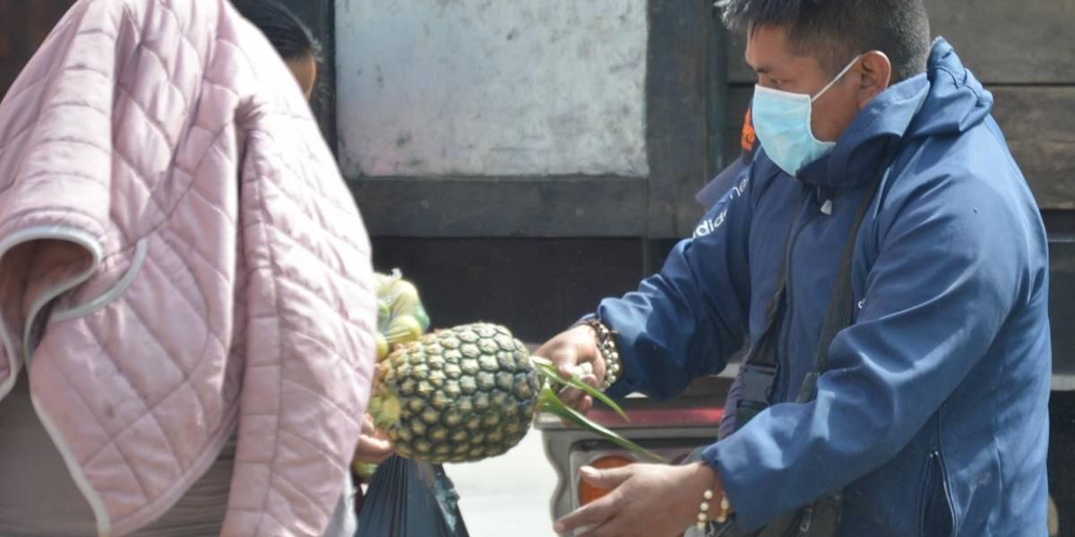 1403 casos de coronavirus en el Ecuador. Cifras de este 26 de marzo (17:00)
