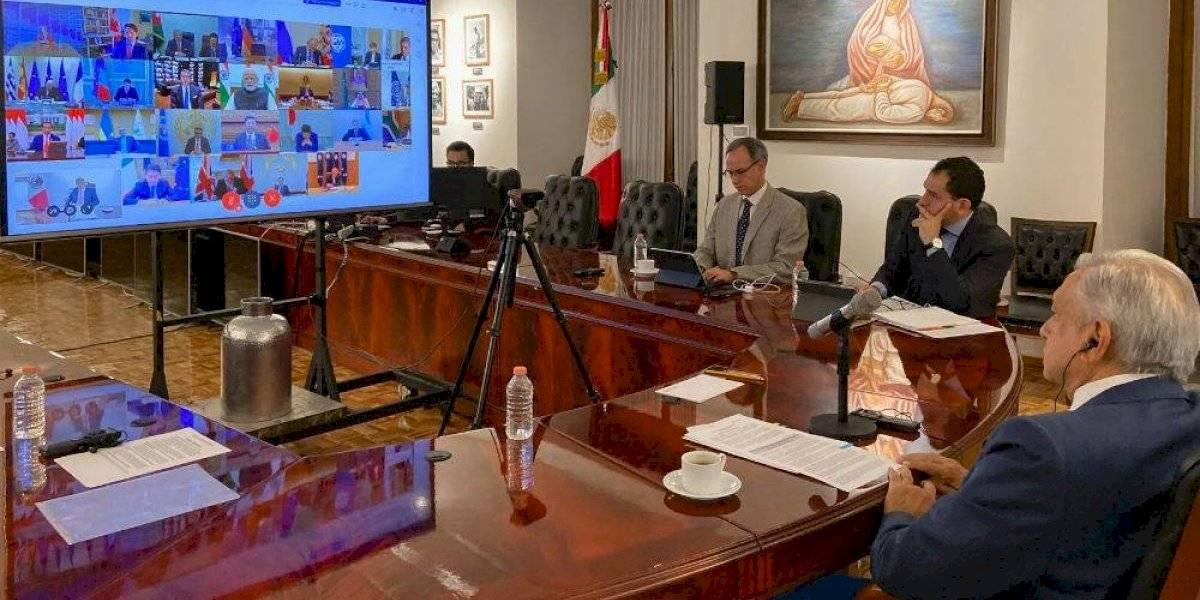 #PolíticaConfidencial AMLO se toma su tiempo para hablar con el G20