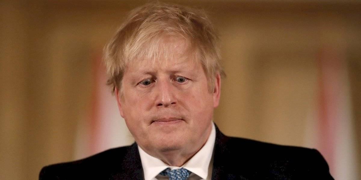 El fracaso del plan de Boris Johnson: se enfermó él y las cifras de coronavirus se dispararon