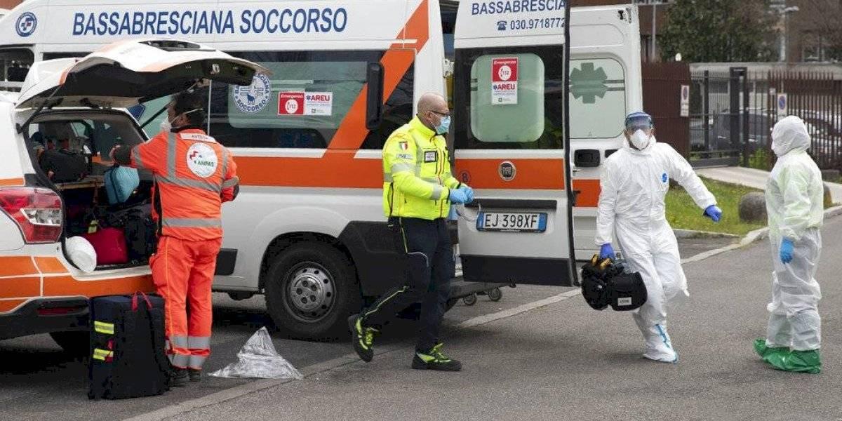 Italia reporta 969 muertos por coronavirus en las últimas 24 horas: la mayor cifra de fallecidos en un día desde el inicio de la crisis