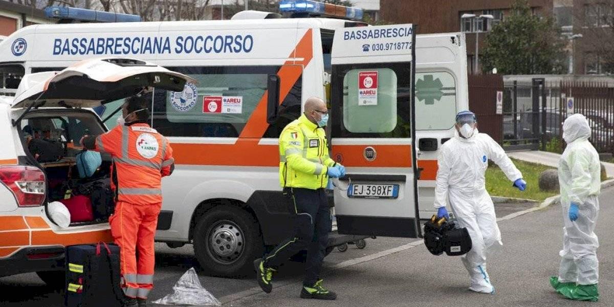 Italia confirma 889 nuevos fallecidos por coronavirus y superan las 10 mil víctimas fatales por covid-19