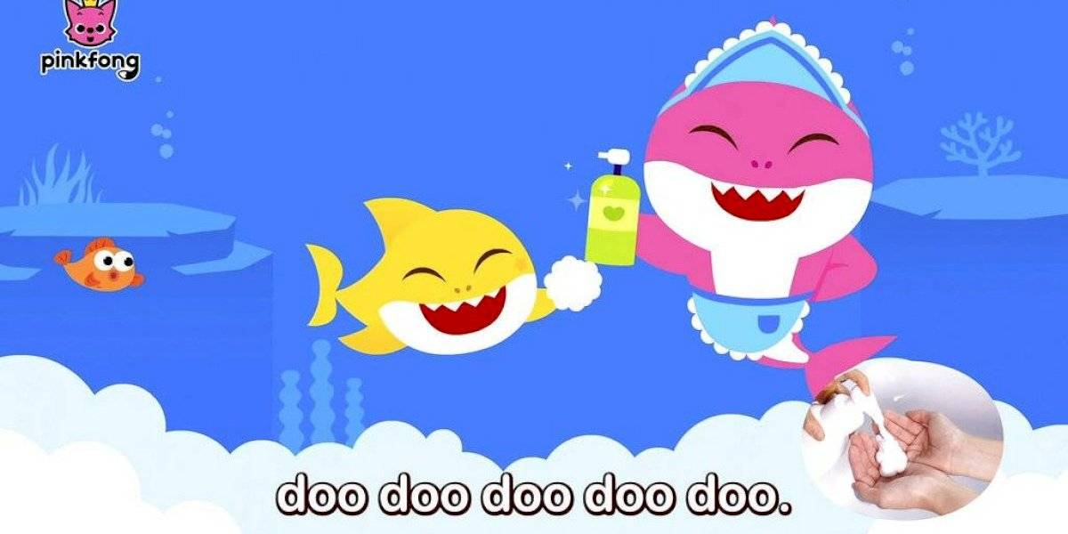 """Baby Shark"" cambia letra por coronavirus"