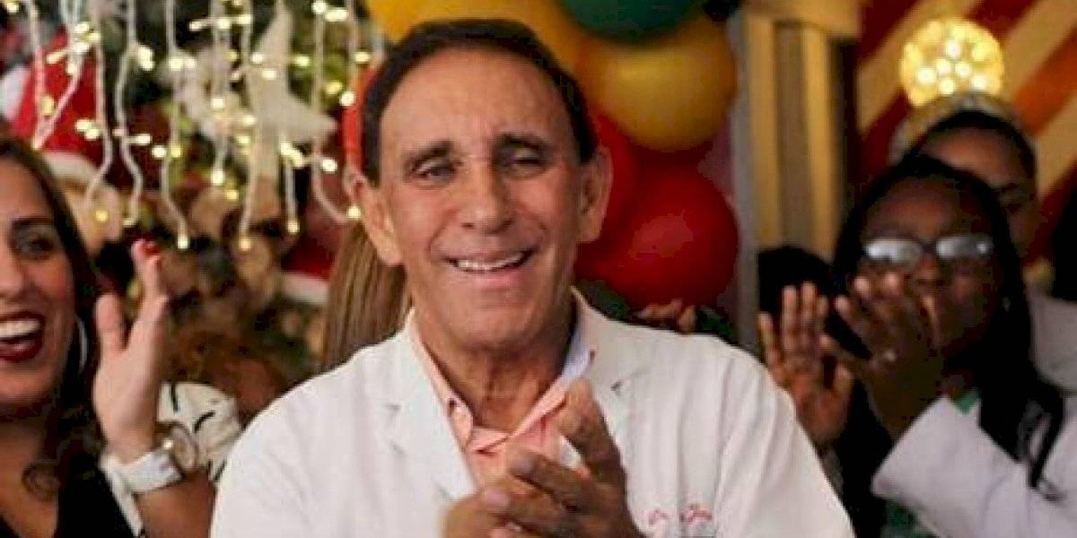 Doctor Cruz Jiminián presenta mejoría progresiva