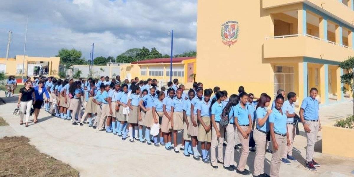 Unión Europea; un socio comprometido con la educación en República Dominicana