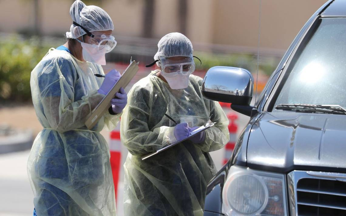 Coronavirus: ¿Qué errores llevaron a EEUU a convertirse en el epicentro mundial de contagios?