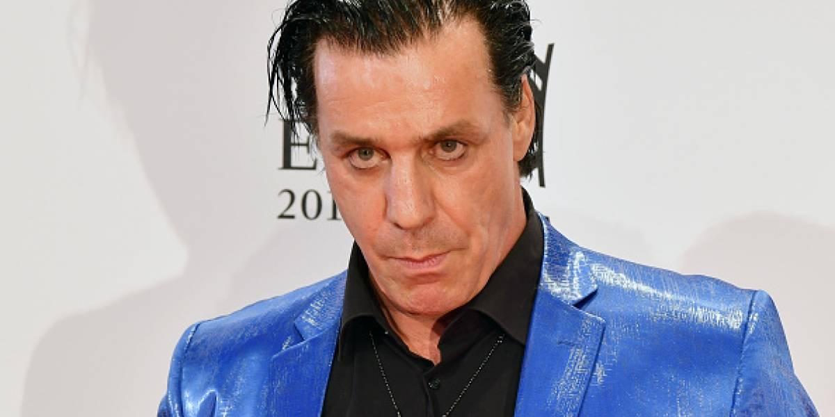 Rammstein informó que el vocalista dio negativo para coronavirus