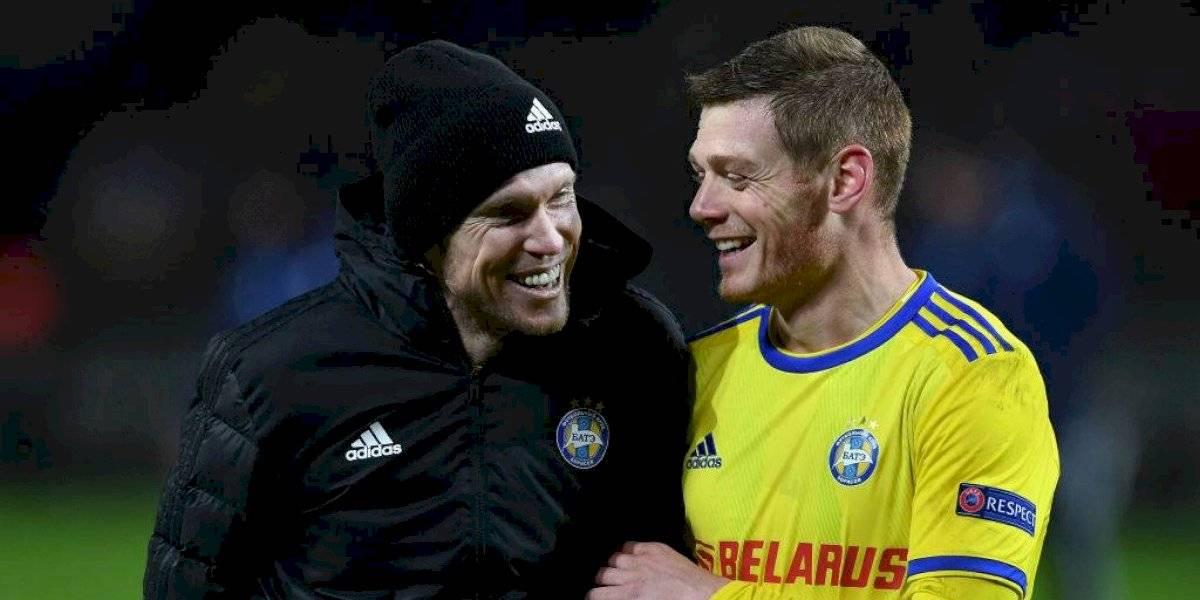 "En Bielorrusia el fútbol sigue a pesar del coronavirus: ""Tal vez Messi o Cristiano ahora se vengan a jugar acá"""