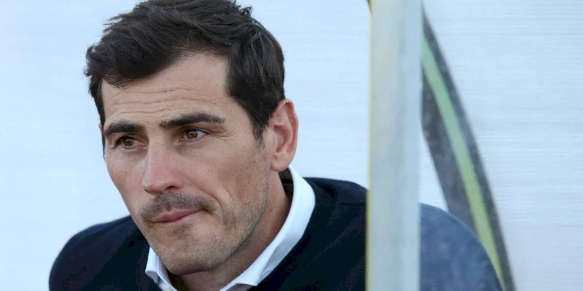 Iker Casillas sorprende con su cambio de look durante cuarentena