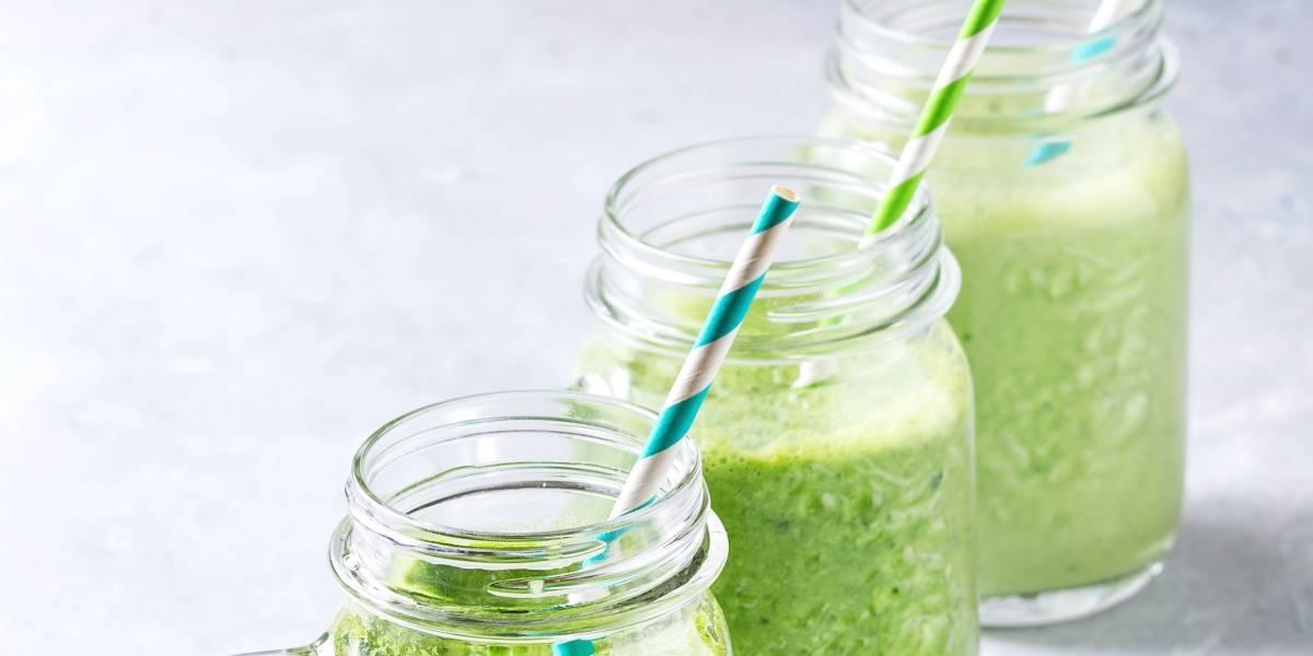 Dos jugos verdes para fortalecer el sistema inmunológico