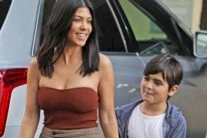 Hijo de Kourtney Kardashian abre su cuenta de Instagram y revela secreto de Kylie Jenner