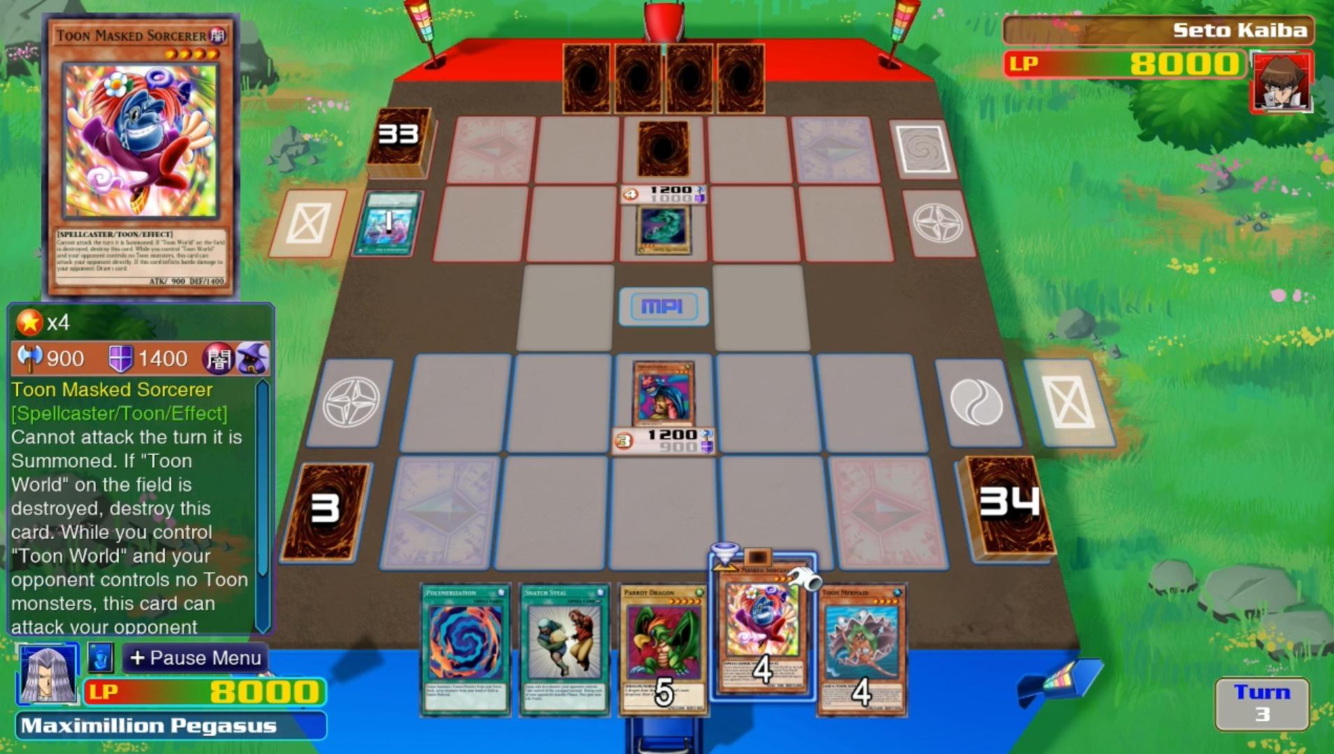 Review Yu-Gi-Oh! Legacy