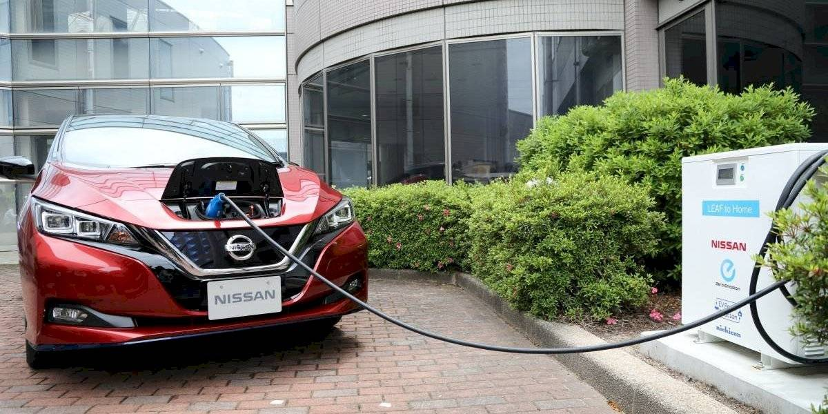 Nissan es premiado por su trabajo en vehículos eléctricos